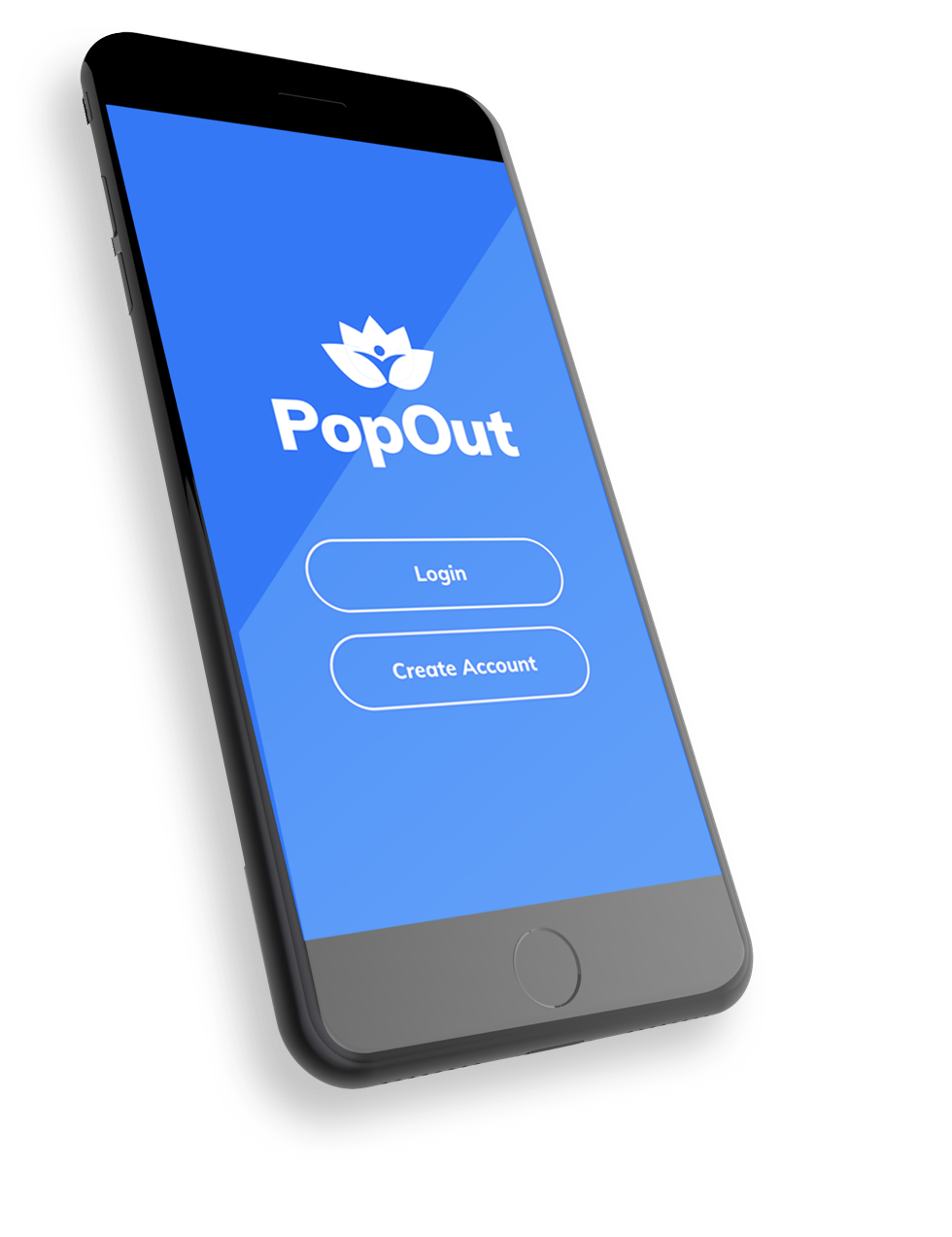 PopOut Savings Club App on iPhone and Android